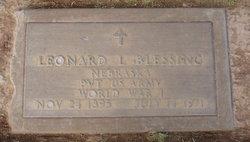 Leonard L. Blessing