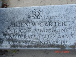 Allen Washington Carter