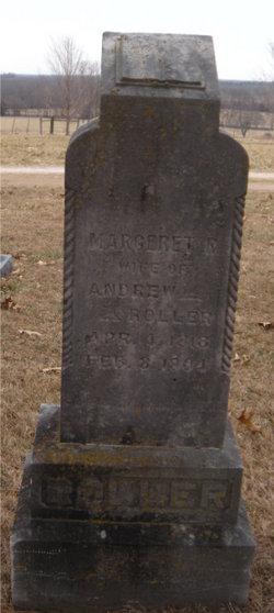 Margaret R Peggy Ann <i>Osborne</i> Roller