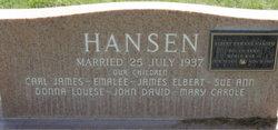 Elbert Dewane Hansen
