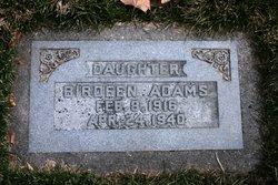 Birdeen Adams