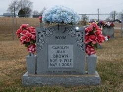 Carolyn Jean <i>Smith</i> Brown