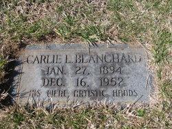 Carlie Edward Blanchard