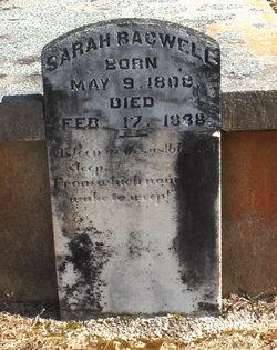 Sarah Amanda <i>Miller</i> Bagwell