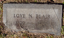Love O <i>Norman</i> Blair