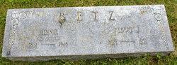 Minnie <i>Schultz</i> Betz