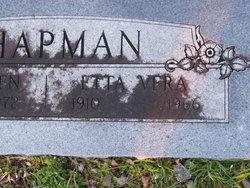 Etta Vera Chapman