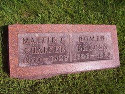 Mattie C <i>Paul</i> Chaffee