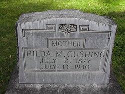 Hilda Marie <i>Ohlin</i> Cushing