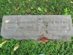 Nannie W. <i>Walker</i> Buckner