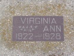 Virginia Ann Wilson