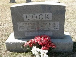 Charles D Cook