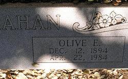 Olive Elizabeth <i>Patterson</i> McMahan