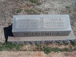 Thomas Walter McCormick, Jr
