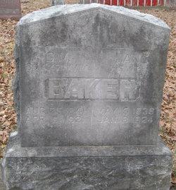 Eliza Jane Jane <i>Gabbard</i> Baker