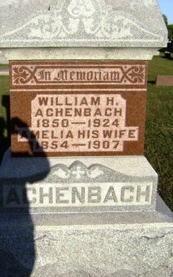 William H Achenbach