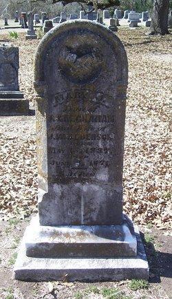 Mary J <i>Graham</i> Alderson