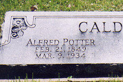 Alfred Potter Caldwell