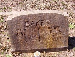 John F. Baker