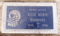 Rose Marie Barbiere