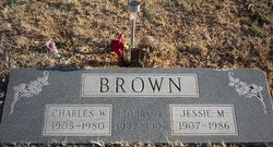 Jessie M Brown