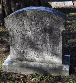 Frances Long Fannie <i>Dixon</i> Ayers