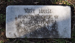 Mary Louise Ayers