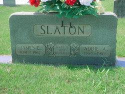 James Edward Slaton