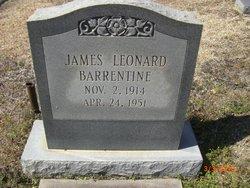 James Leonard Barrentine