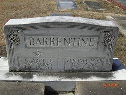 Charlie B. Barrentine