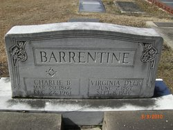 Virginia <i>Dyer</i> Barrentine
