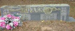 Annie Belle <i>Carter</i> Dark