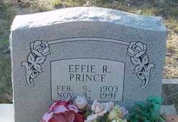 Effie Radella <i>Lotterdale</i> Prince