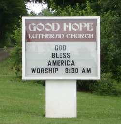 Good Hope Lutheran Cemetery