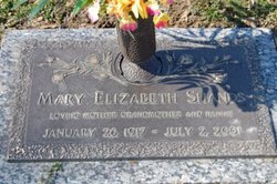 Mary Elizabeth <i>Spears</i> Shands