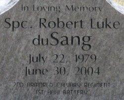Spec Robert L. DuSang