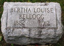 Bertha L Kellogg