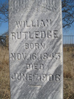 William Rutledge