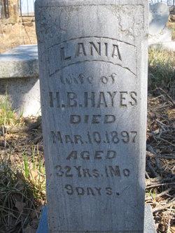 Lania Hayes