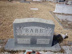 Hattie <i>Campbell</i> Babb
