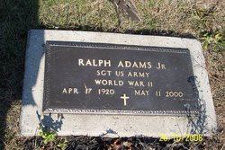 Ralph Adams, Jr