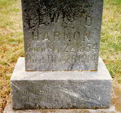 Louis Daniel Harmon