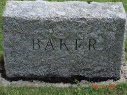 Clara Etta <i>Miller</i> Baker