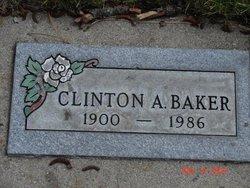 Clinton A. Baker