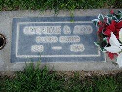 Genevieve D. <i>Bodey</i> Judd
