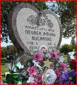 Nevaeh Amyah Buchanan