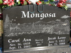 Jacob Leroy Mongosa