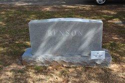 Byron L Benson, Sr