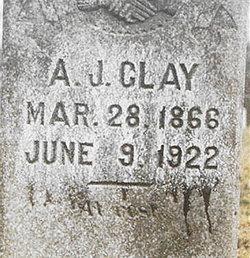 Andrew Jackson Clay