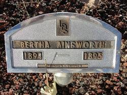 Bertha Ainsworth